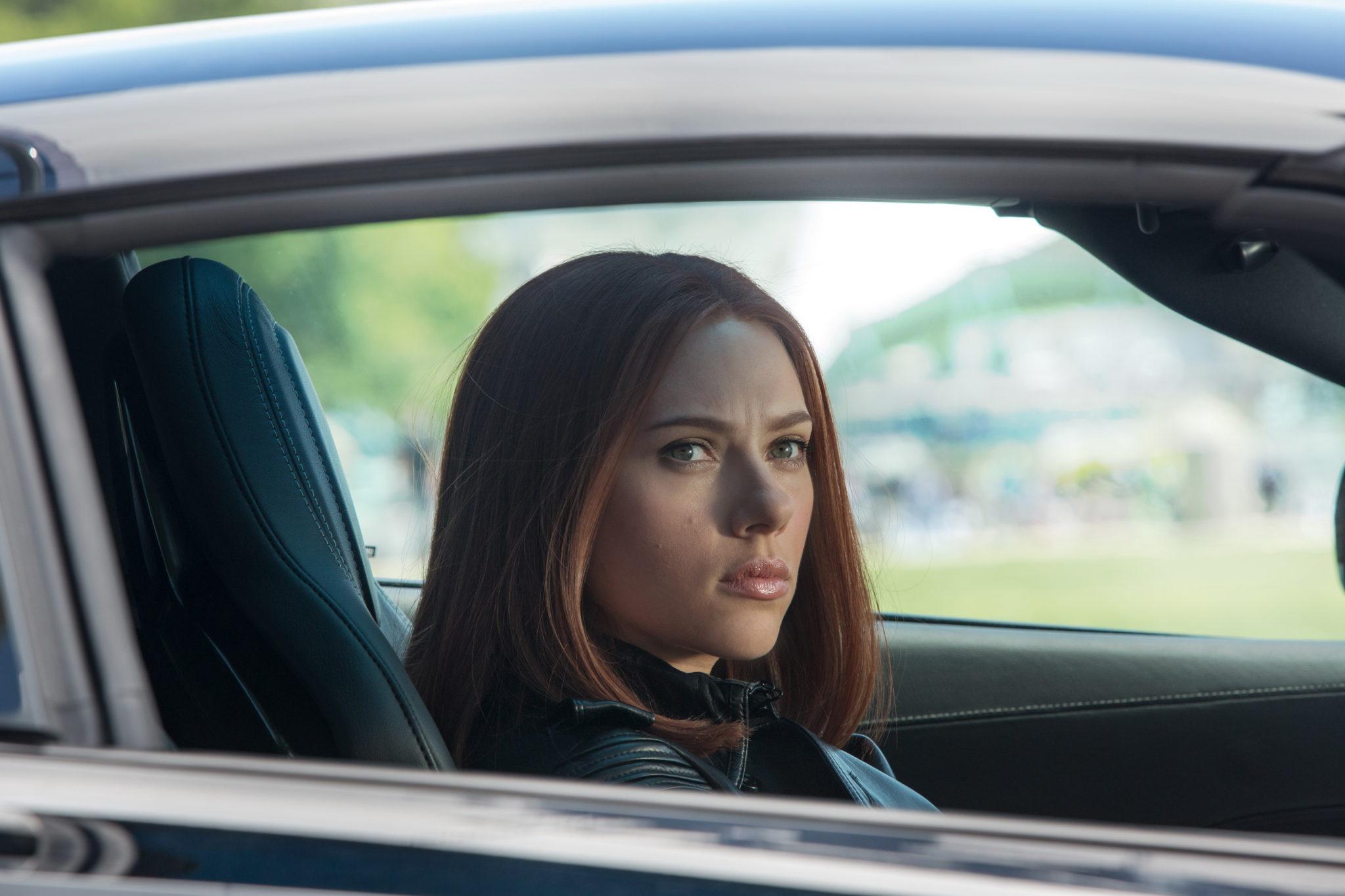 Black Widow Scarlet Johansson