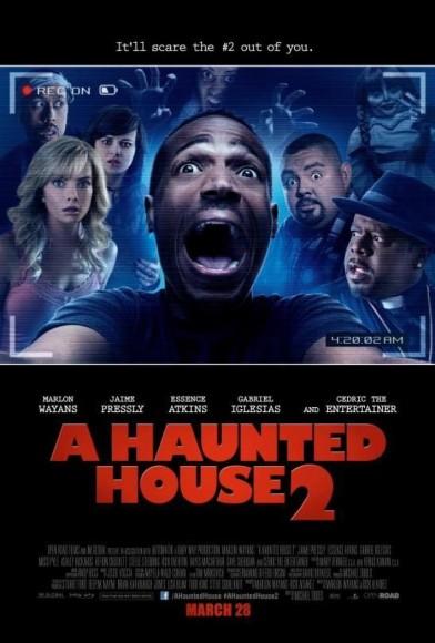 Póster de A Haunted House 2