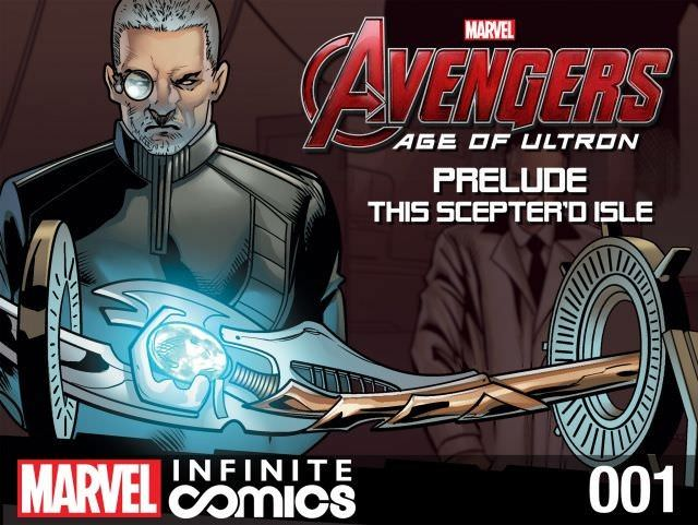 AOU Infinite Scarlet Witch y Quicksilver