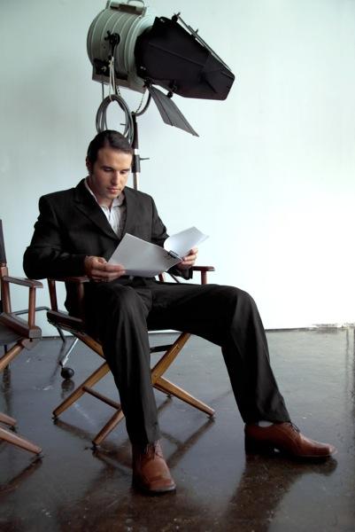 Estudiando el guión