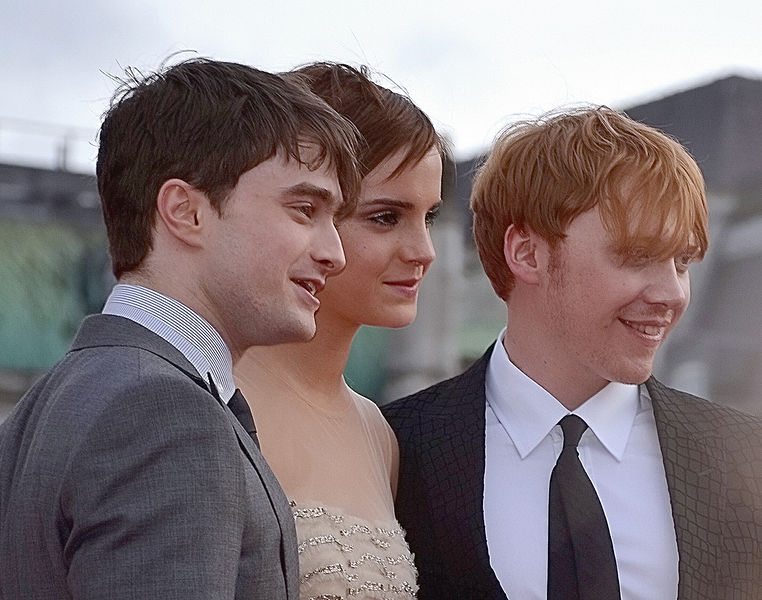 Actores de Harry Potter