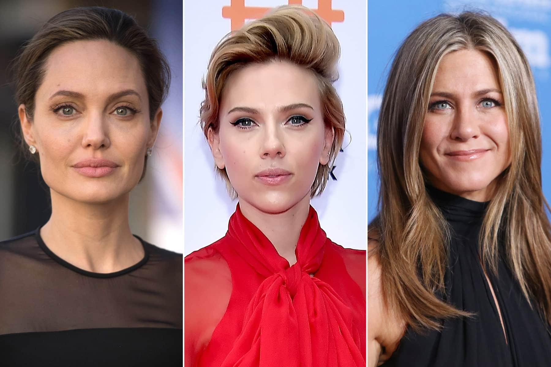 Las diez actrices mejor pagadas del 2018 según Forbes Magazine