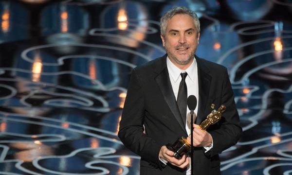 Alfonso Cuaron Oscar 2014