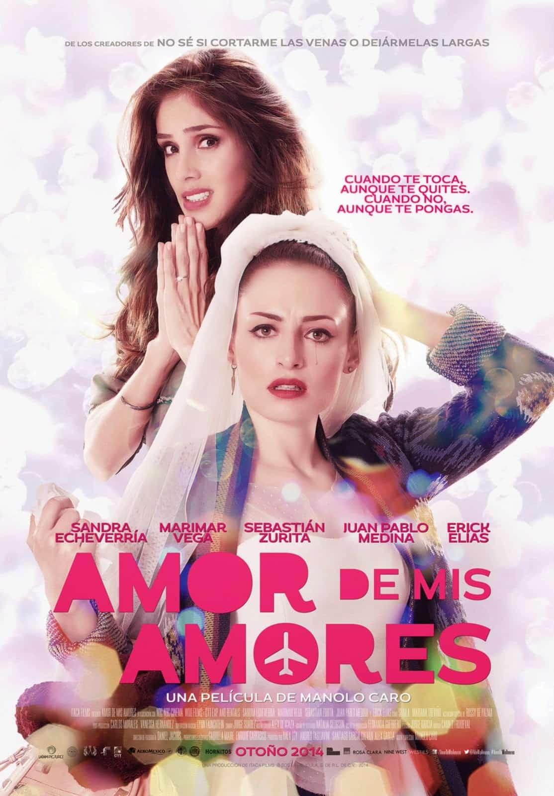 """poster """"Amor de mis Amores"""""""