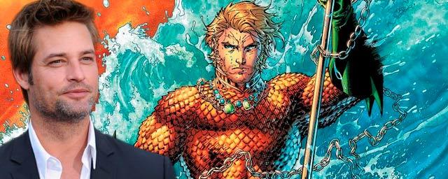 Josh Holloway-Aquaman