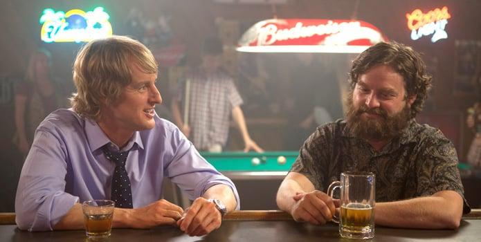 Nueva imagen de Are You Here de Matthew Weiner, creador de Mad Men, con Owen Wilson, Zach Galifianakis.