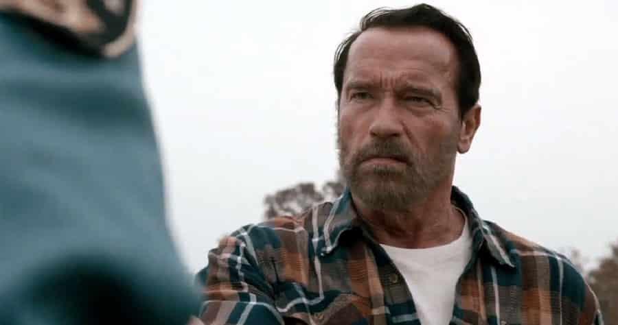 Arnold Schwarzenegger en Maggie como un padre abnegado