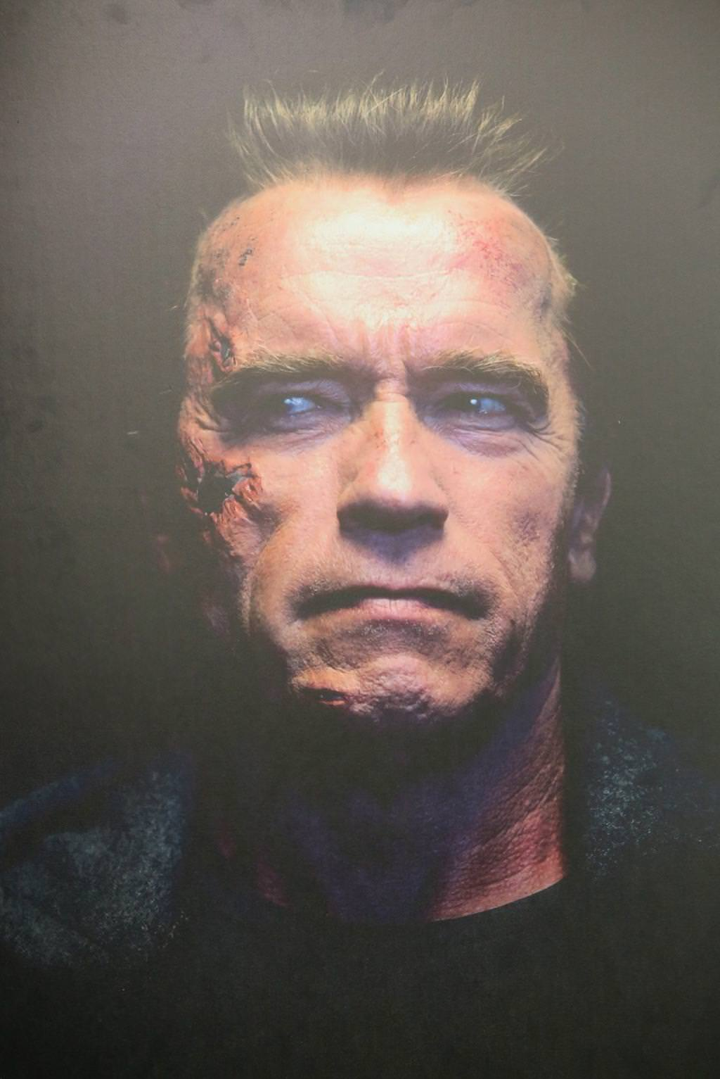 Arnold T-800 Genisys
