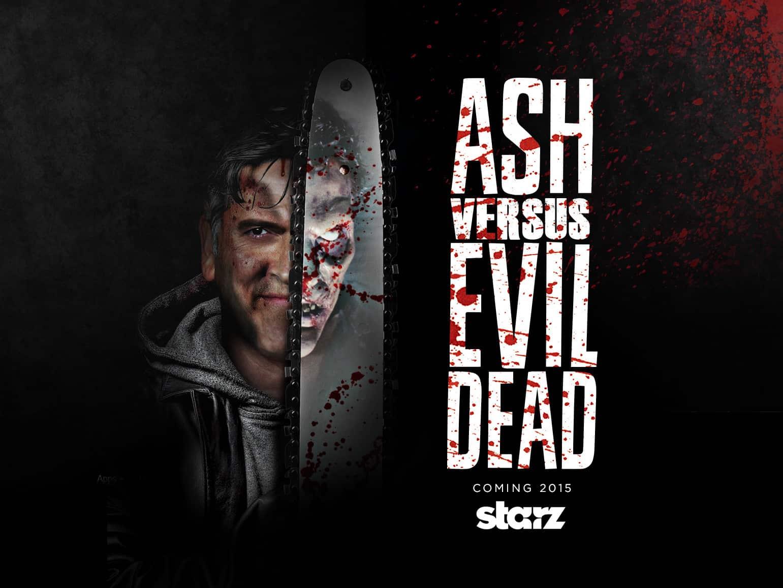 El viejo Ash de lo nuevo de Evil Dead