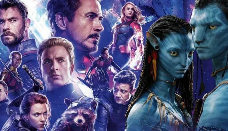 Avatar vs Avengers