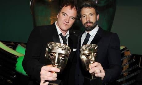 Baftas: Quentin Tarantino and Ben Affleck