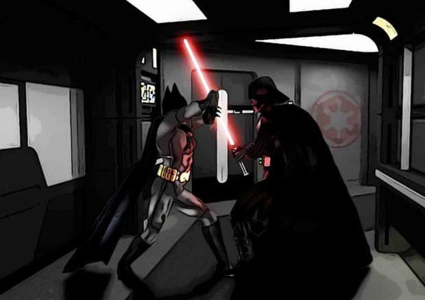 Vader vs Batman