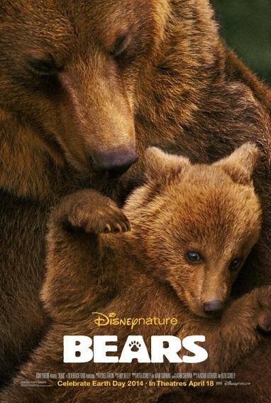 Bears, de Disney Nature