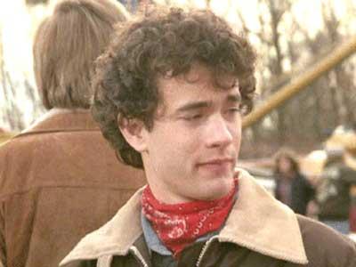 Tom debutó en 1980 en una película de terror