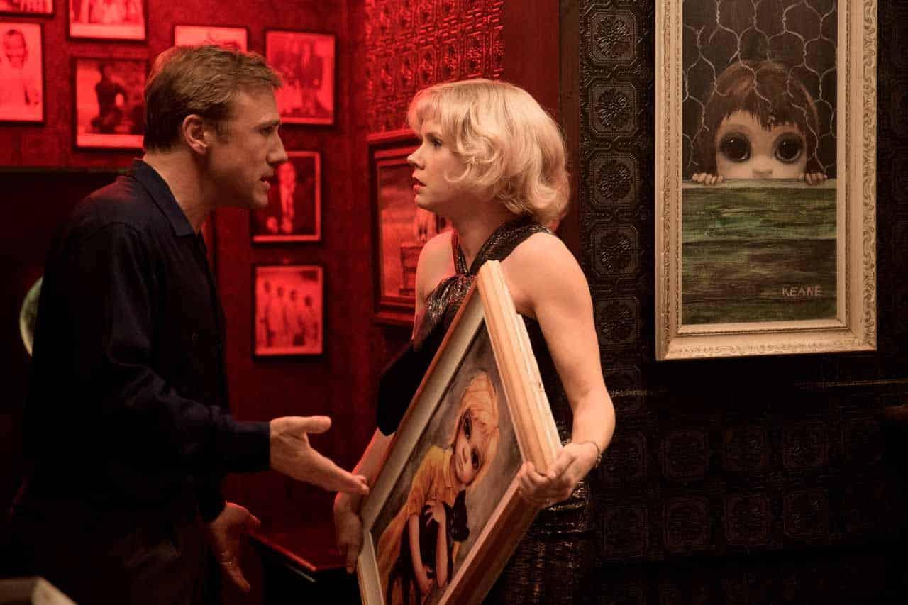 Amy Adams y Christoph Waltz protagonizan la cinta del director Tim Burton 'Big Eyes'