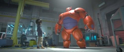 Primera imagen de Big Hero 6, nueva película animada de Disney y Marvel.