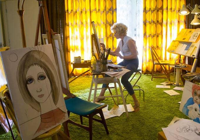 Amy Adams caracteriza a Margaret Keane en 'Big Eyes'