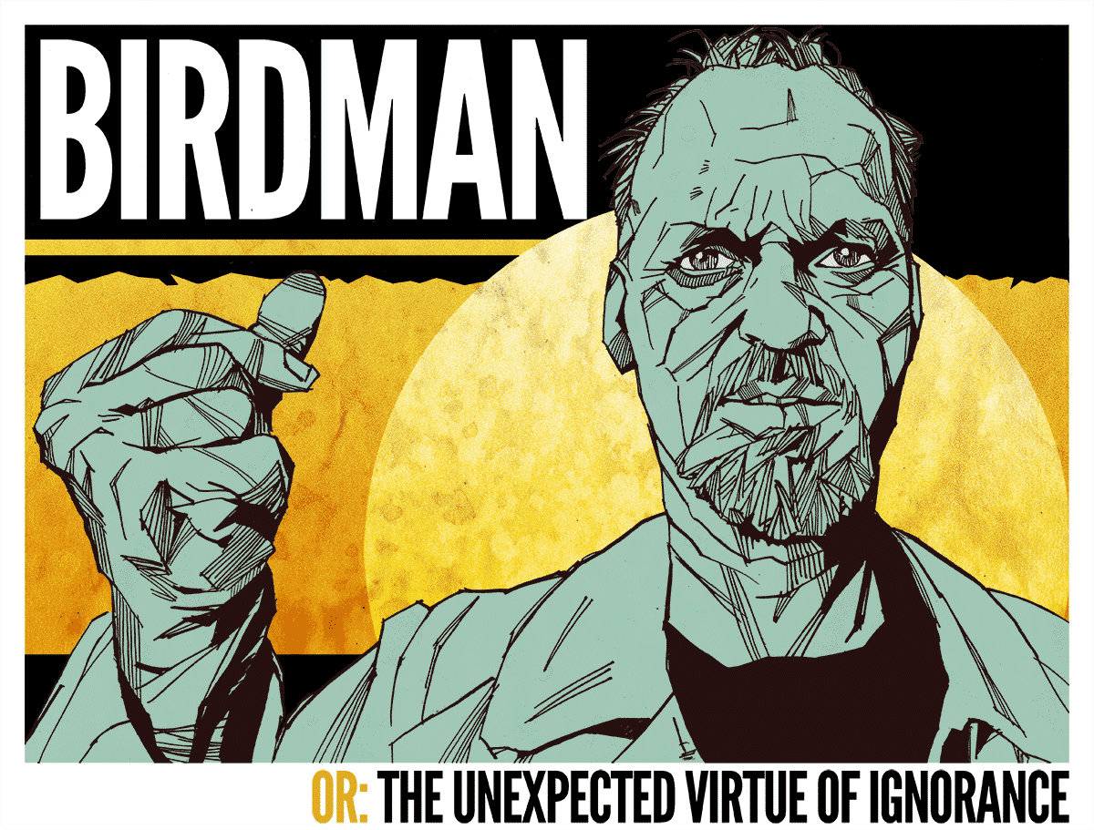 Birdman Illustration