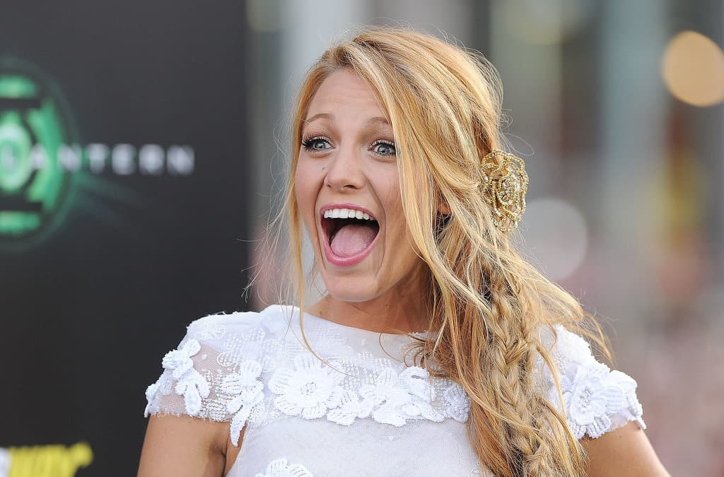 Blake lively protagonista de  The Age of Adaline (2)
