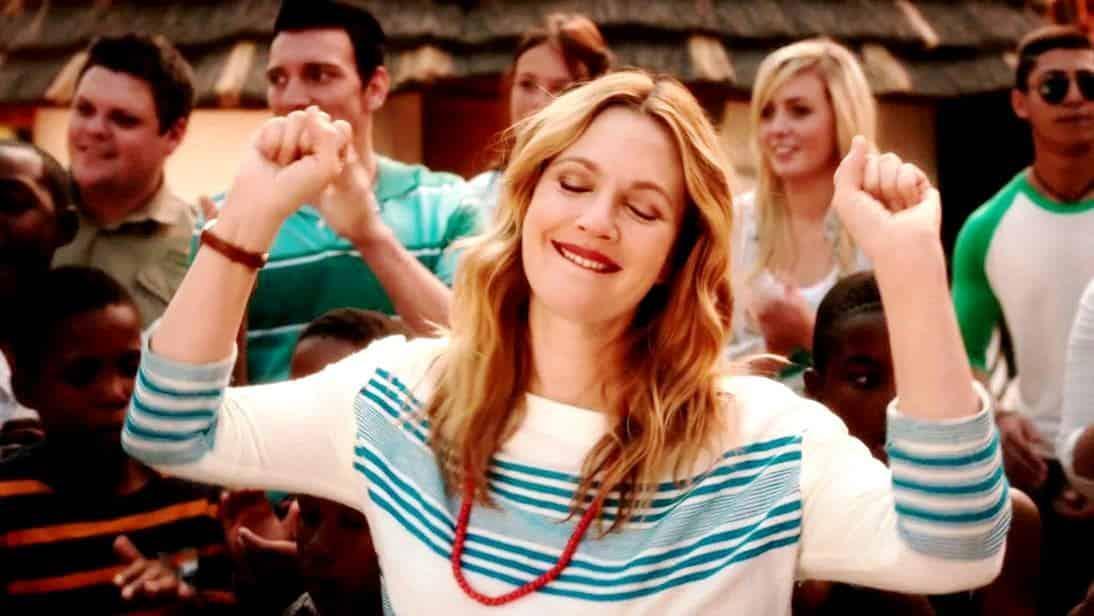 Imagen promocional de Blended con Drew Barrymore y Adam Sandler, cinta nominada a los Razzie 2014. Los Premios Razzie ha anunciado los nominados a los premios Razzie de 2014, entre los principales nominados están 'Transformers: Age of Extinction', 'A Million Ways to Die' y 'Teenage Mutant Ninja Turtles'. Los Premios Razzies 2014 han revelado sus nominados, los nominados a peor actriz son: Drew Barrymore, Blended Cameron Diaz, The Other Woman and Sex Tape Melissa McCarthy, Tammy Charlize Theron, A Million Ways to Die in the West Gaia Weiss, The Legend of Hercules