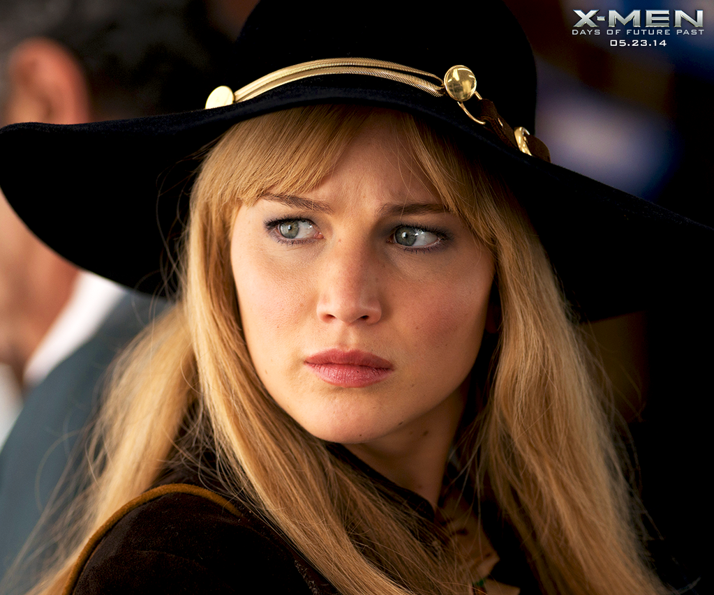 Jennifer Lawrence Mystique