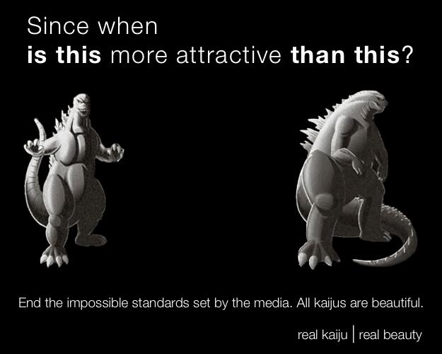 real monsters have curves