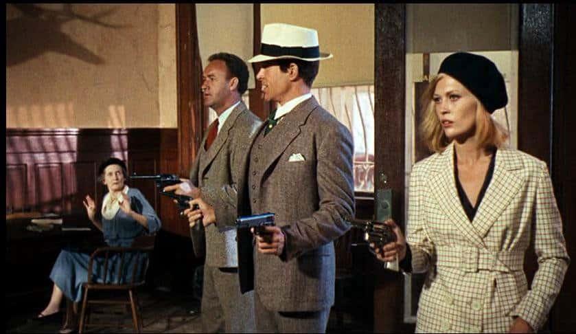 Bonnie & Clyde 1967