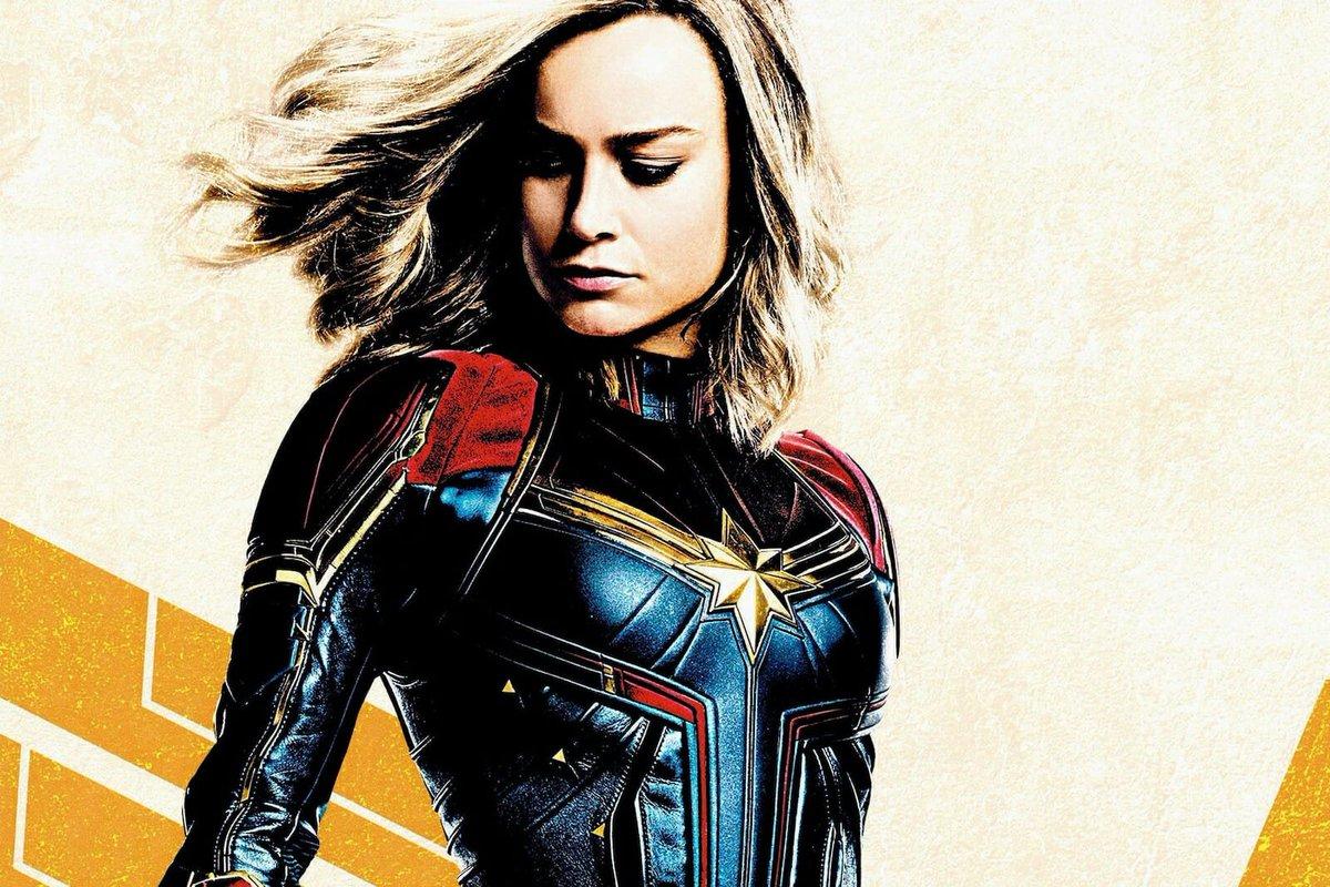 Capitana Marvel 2 comienza