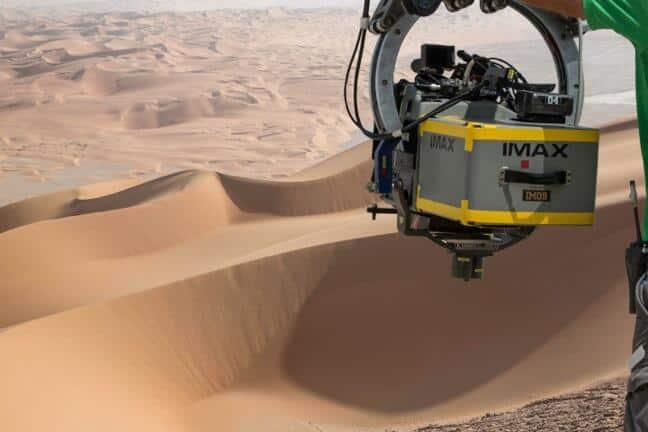 Star Wars Episode VII en IMAX