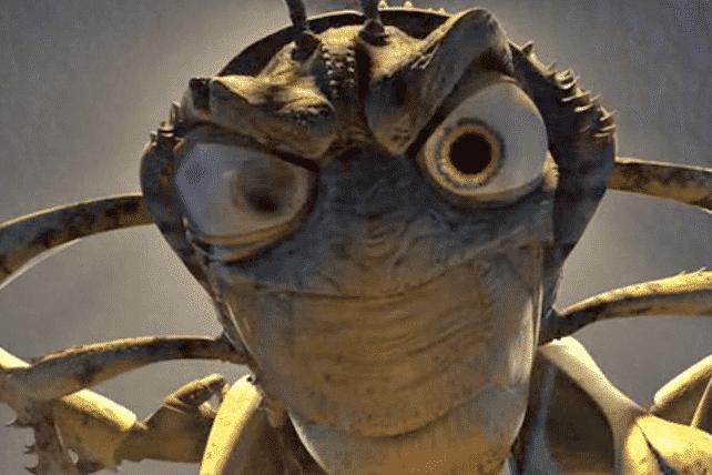 Imagen promocional de Bug's Life / Bichos. Según teorías, Bichos y Seven Samurai son las mismas películas. Según una teoría, Seven Samurai de Akira Kurosawa y A Bug's Life / Bichos de Pixar son la misma película.