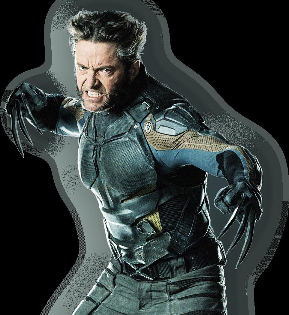 Wolverine X-MEN: Days Of Future Past
