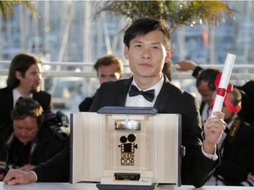 Camara de oro Cannes