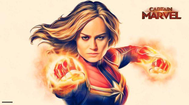 Capitana Marvel en la Fase 5 de Marvel