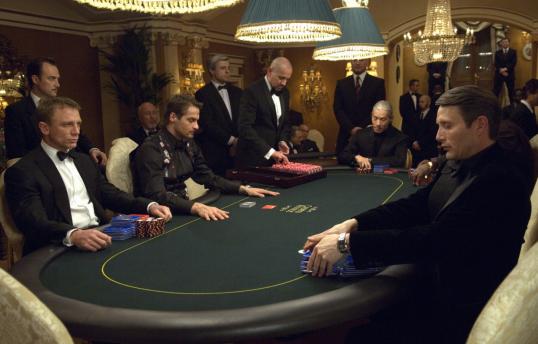 Para jugar al estilo del 007