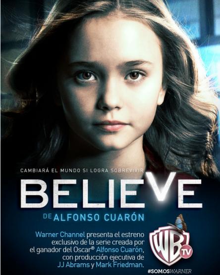 Believe de Alfonso Cuarón
