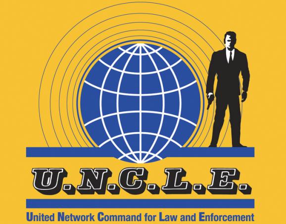 Logo original de El Agente de CIPOL