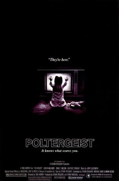 Póster original de Polstergeist