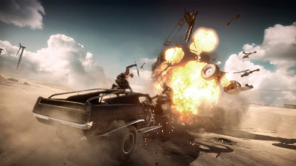 Capturas de pantalla de Mad Max - El juego (1)