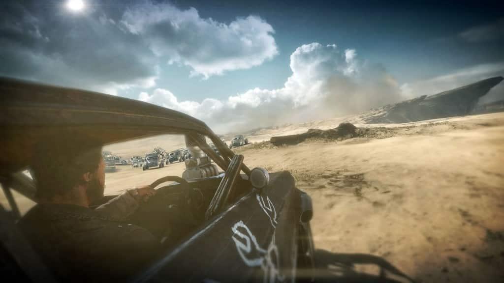 Capturas de pantalla de Mad Max - El juego  (3)