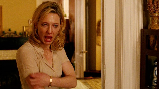 Cate Blanchett ganadora del Oscar por Blue Jasmine de Woody Allen