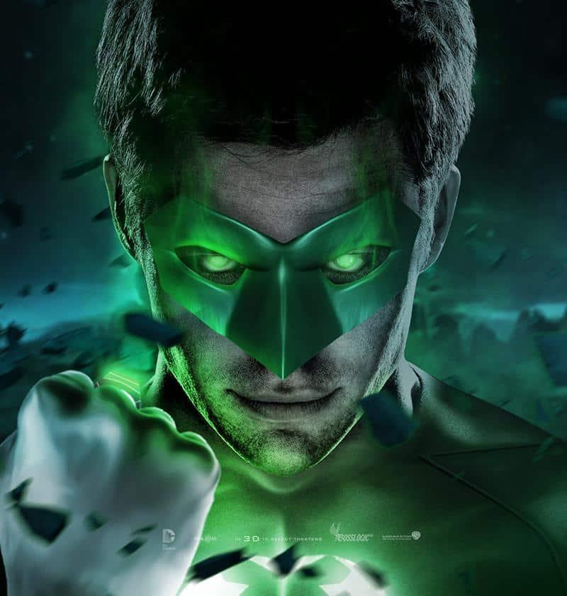 Chris Pine Green Lantern