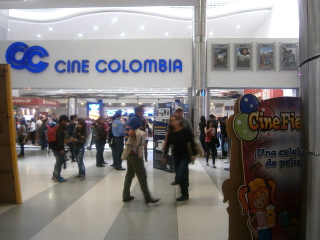 Cine-Colombia