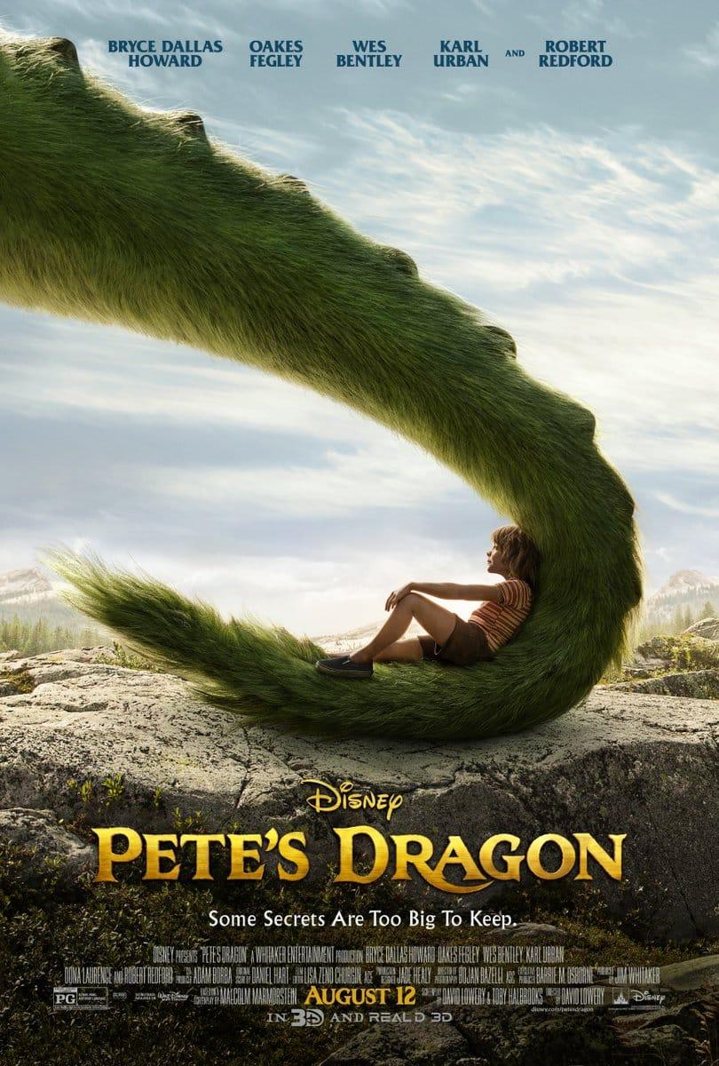 pete dragon