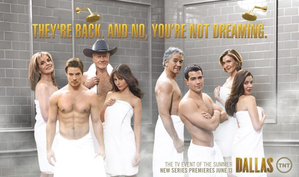 Dallas serie de TNT