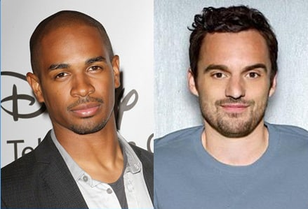 Damon-Wayans-Jr.-and-Jake-Johnson