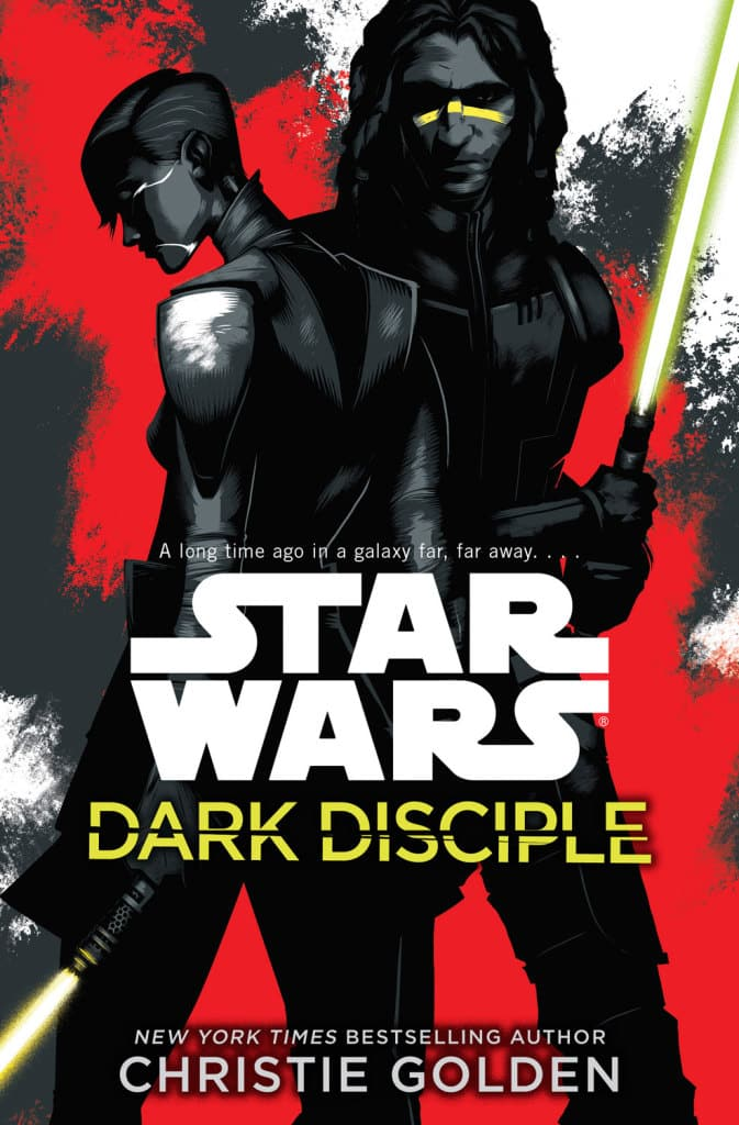 Star Wars: Dark Disciple Cover