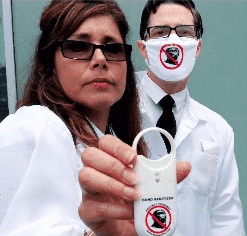 simian flu anti ape