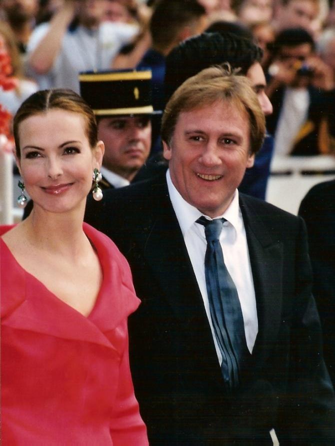 Depardieu y Bouquet