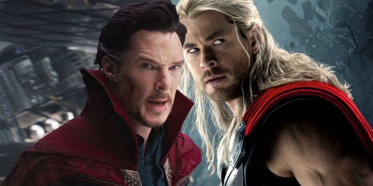 Nuevas fechas de estreno para secuelas de Doctor Strange y Thor Love and Thunder