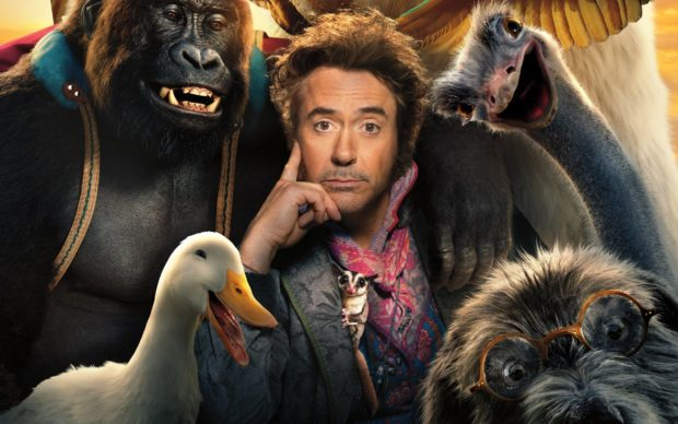 ¿Por qué Robert Downey Jr aceptó Dolittle?